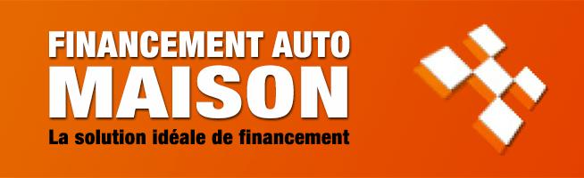Financement Auto Maison